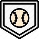 ball, base, baseball, game icon