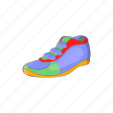 cartoon, footwear, new, pair, running, shoe, sport icon