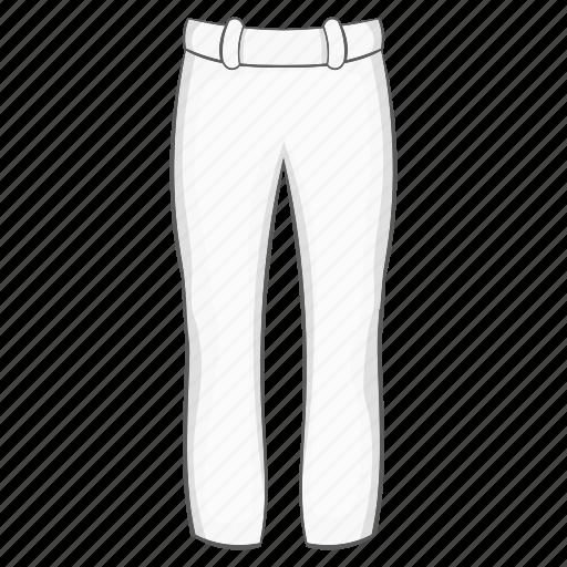 adult, baseball, cap, cartoon, pants, person, uniform icon
