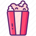 corn, food, pop icon