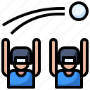 ball, baseball, fan, play, sport, support, supporter icon