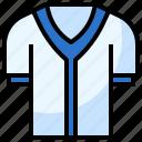 baseball, clothes, fashion, jersey, shirt, team, uniform