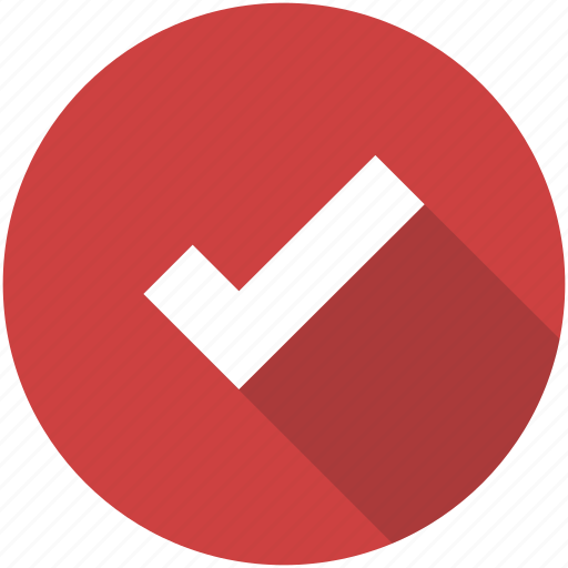 approved, blue, check, checkbox, confirm, success, yes icon icon