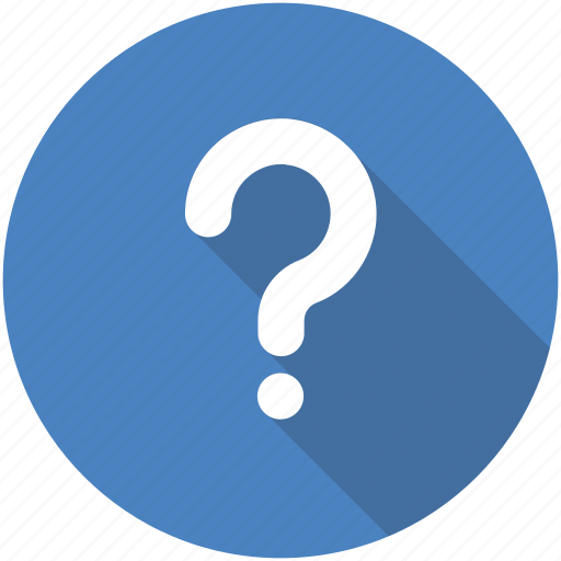 circle, help, information, query, question, support icon icon