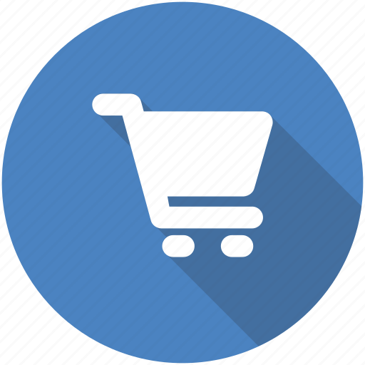 buy, cart, circle, ecommerce, green, shopping, trolley icon icon