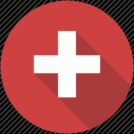 add, append, blue, circle, create, new, plus icon icon