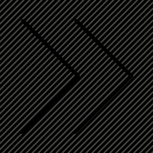 forward, next, right icon