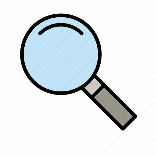 magnifying, search, seo, zoom icon