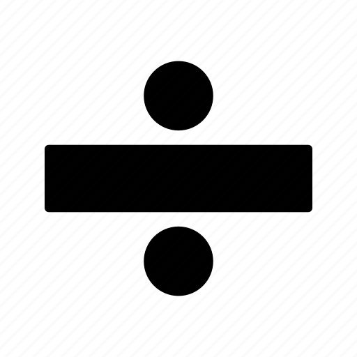divide, separate, split icon