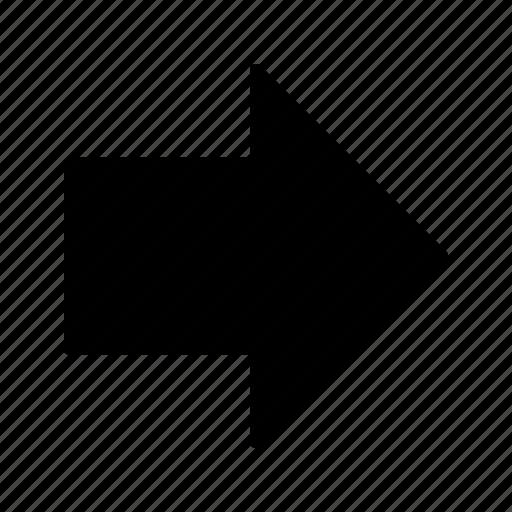 arrows, next, right icon