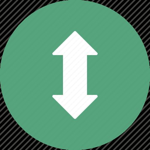 dooble, down, up icon