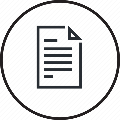business, document, edit, icon, office, text, tool icon