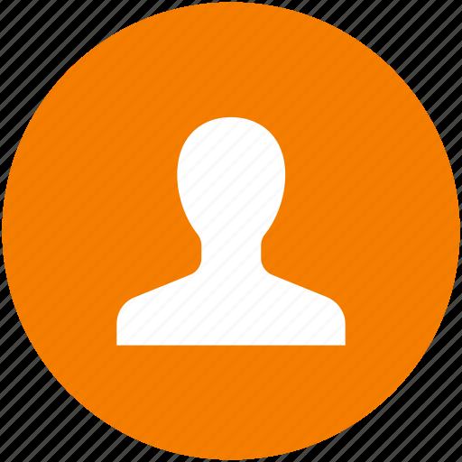 account, avatar, blue, circle, male, profile, user icon icon