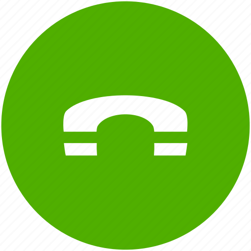 call, circle, end, finish, phone, red, talk icon icon