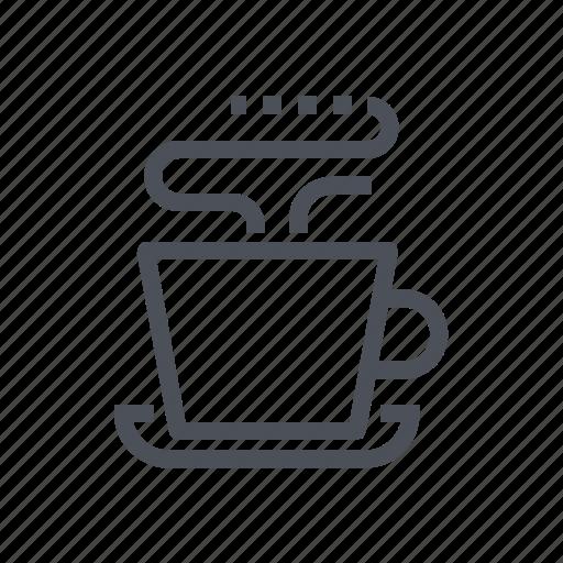 coffee, cup, hot, mug icon