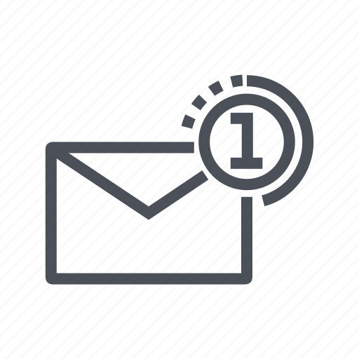 communication, inbox, interaction, mail, message icon