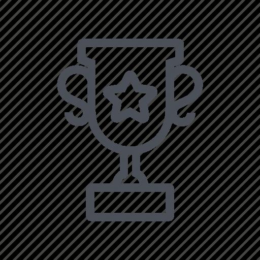 award, prize, thropy, win, winner icon
