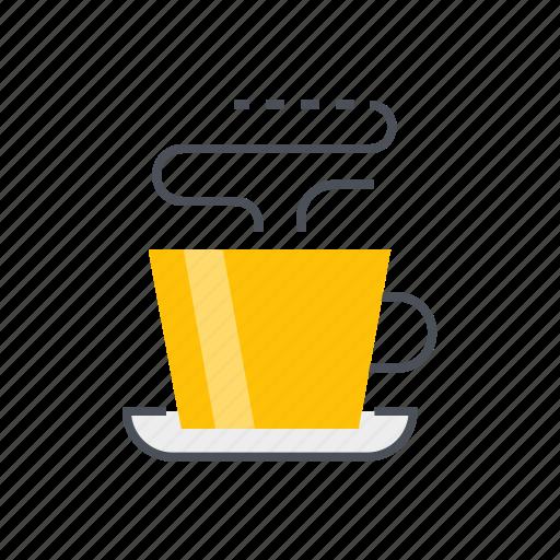 beverage, cafe, coffee, mug, tea icon