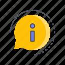 info, communication, help, information, talk