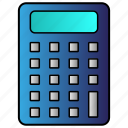 accouting, business, calculator, finance icon