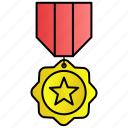 award, best, first, medal icon