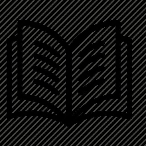 book, copybook, notebook icon