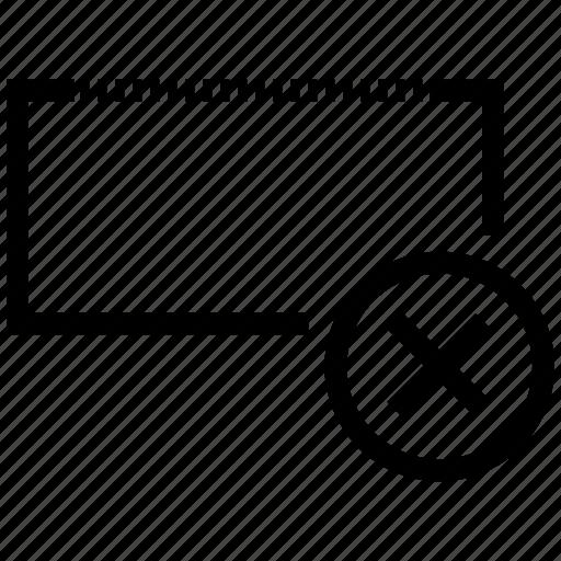 database, datatable, delete cells, delete row, grid icon