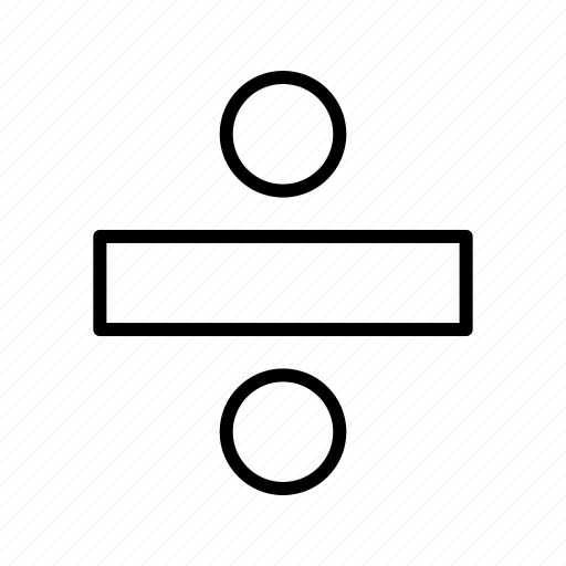 divide, divider, frame, ornaments, split icon