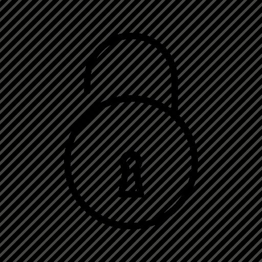 acess, basic element, lock icon