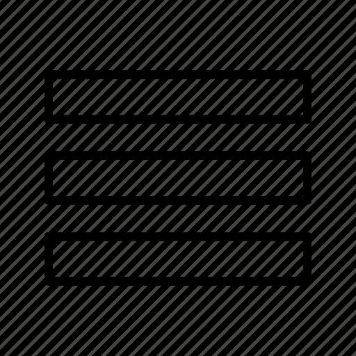 basic element, list, menu icon