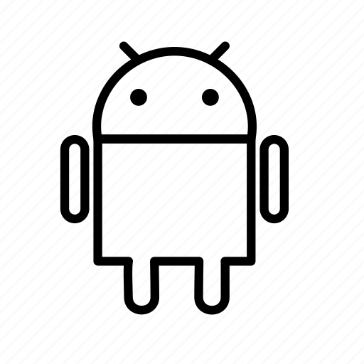 android, basic element, operating system icon
