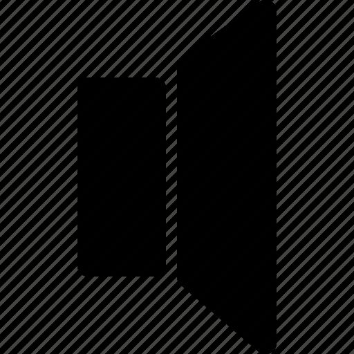 audio, dynamic, mute, sound, ui, ux, volume icon
