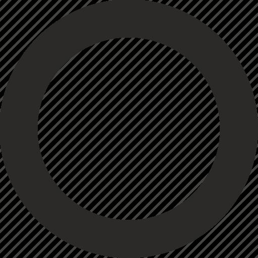 choice, empty, program, radiobutton, ui icon