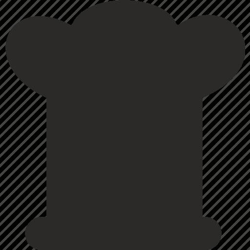 cap, chief, hat, hood, restorant icon