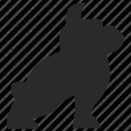 animal, bulldog, dog, france icon