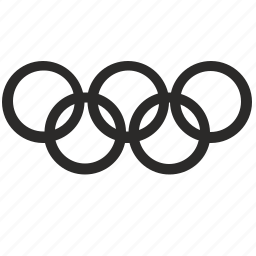 event, games, olympic, rings, sport icon