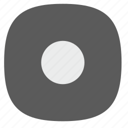 dot, function, player, record icon