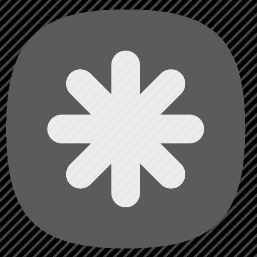 password, pin, secret, star icon