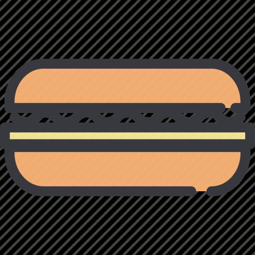 bread, food, gastronomy, meal, sandwich icon