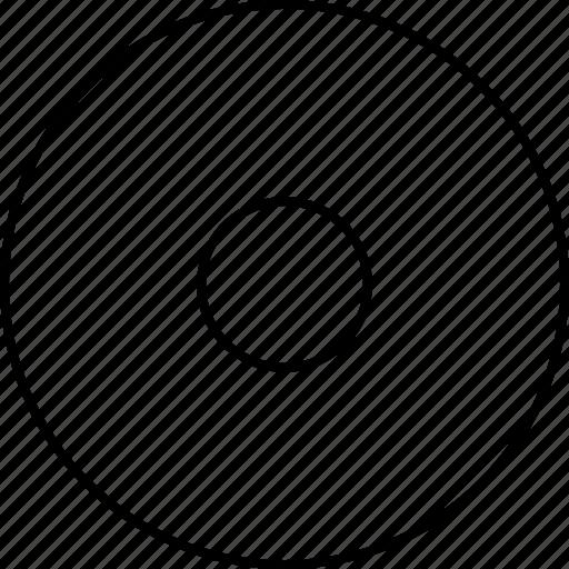 online, rec, record icon