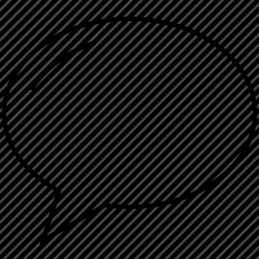 bubble, chat, commend, comment, communication, help, information, message, speech, talk icon
