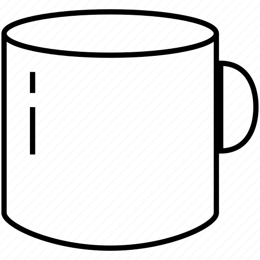 coffee, cup, drink, glass, mug, tea icon