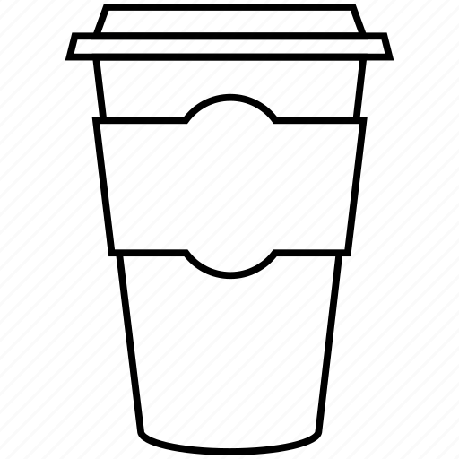 coffee, cup, drink, take away, takeaway, tea icon