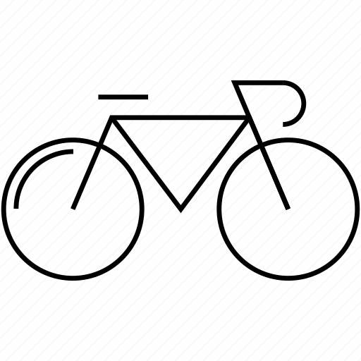 bicycle, bike, transport, transportation, travel, vehicle icon