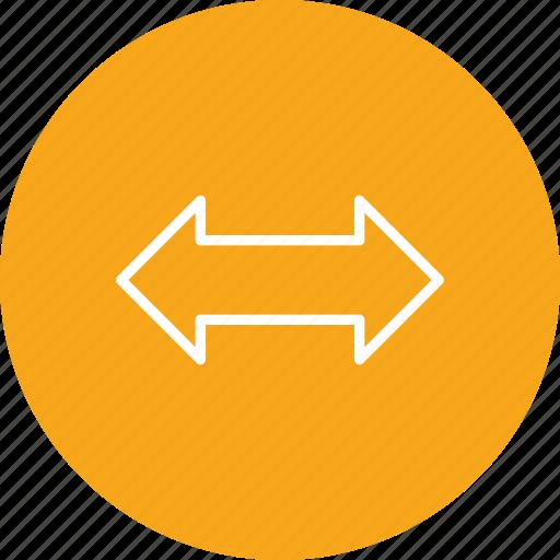 arrow, dooble, right icon