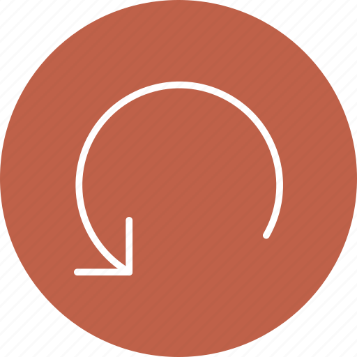 arrow, refresh, relood icon