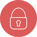 key, lock, password, protection icon