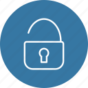 password, security, unlock icon