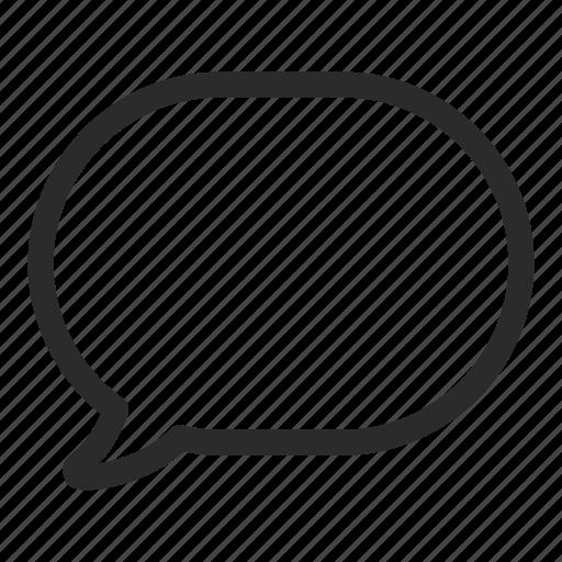 chat, comment, communication, discuss, message, social, talk icon