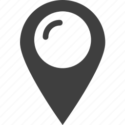 gps, location, map, marker, navigate, pin icon